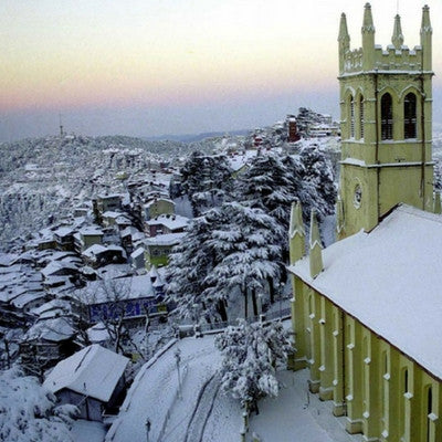 Tour Package to North India - Shimla & Manali 06 Days