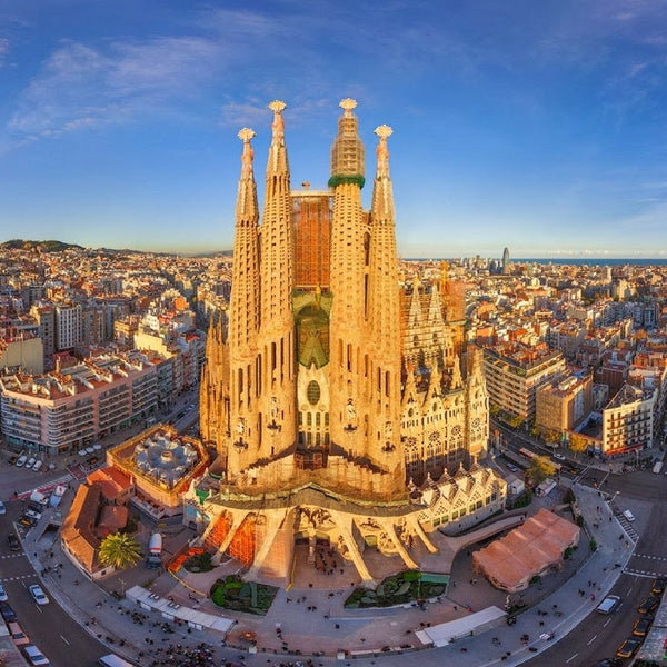 Tour Package to Spain 07 Days - Barcelona- Madrid- Lisbon
