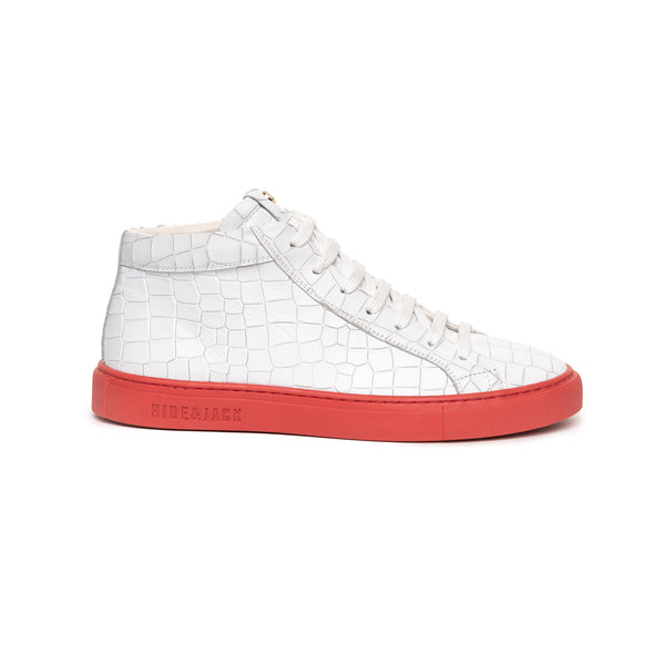 Essence Tuscany High Top White Red