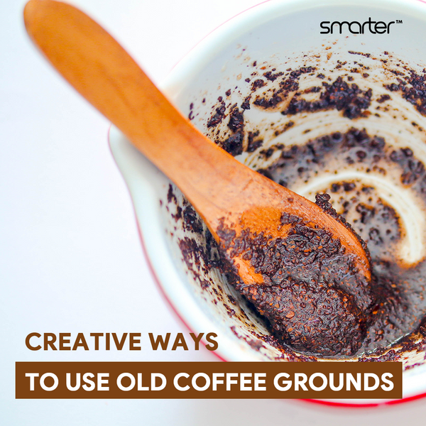 15 Creative Ways to Extend the Life of Spent Coffee Grounds