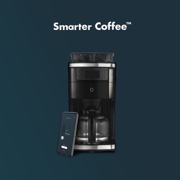 Smarter Statement • Smarter Coffee 1st Generation