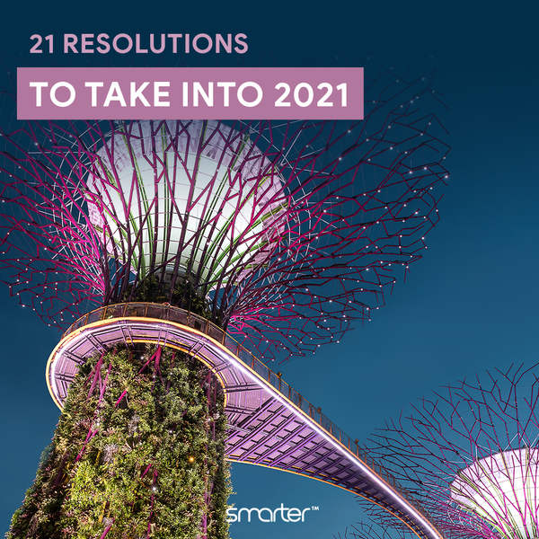 21 resolutions to take into 2021