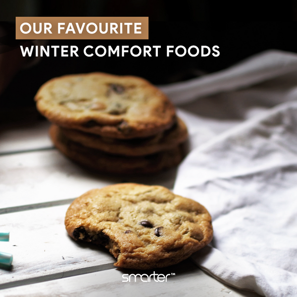 Our favourite winter comfort foods