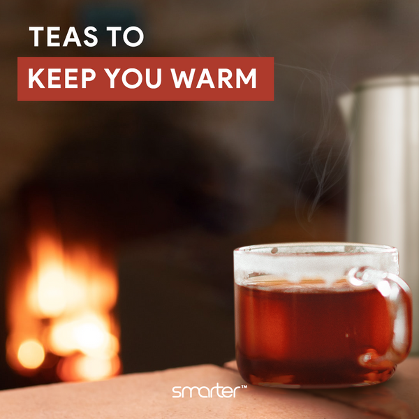 Tea-riffic winter warmer blends