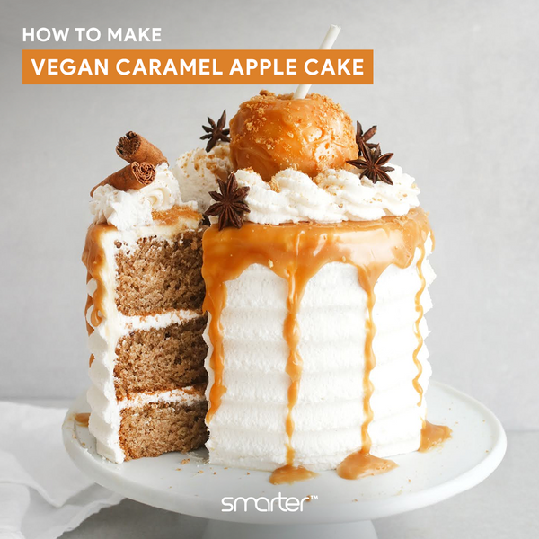 A celebration of all-things-caramel
