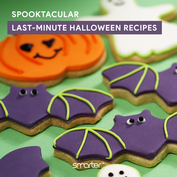 Spooktacular last-minute Halloween recipes
