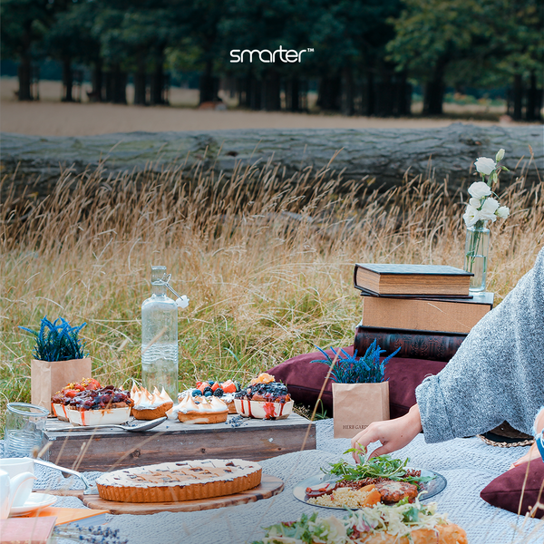 Our top tips for putting together the perfect picnic