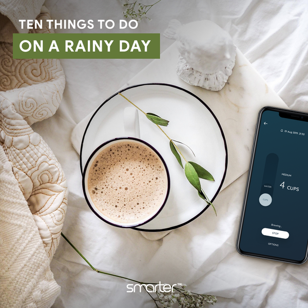 Our 10 favourite things to do on a rainy day