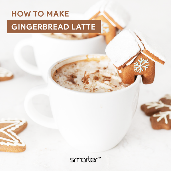 How to make Gingerbread Latte