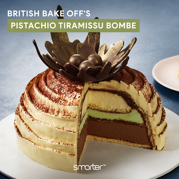 Celebrating the return of The Great British Bake Off