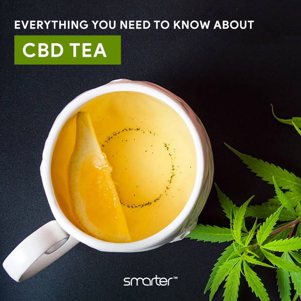 A comprehensive guide to CBD tea