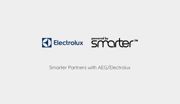 Press Release: Smarter Partners with AEG/Electrolux to present the new 2019 FridgeCam PLUS