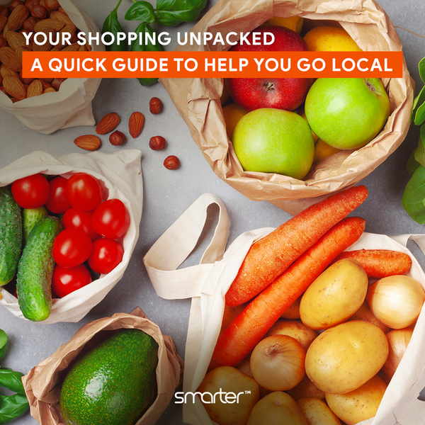 Shopping unpacked - a handy guide to help you go local