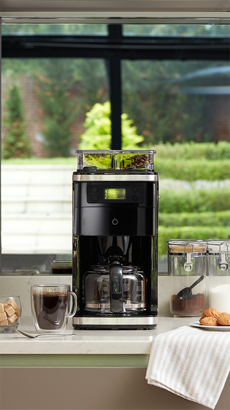 Smarter coffee, smart home, smart coffee maker