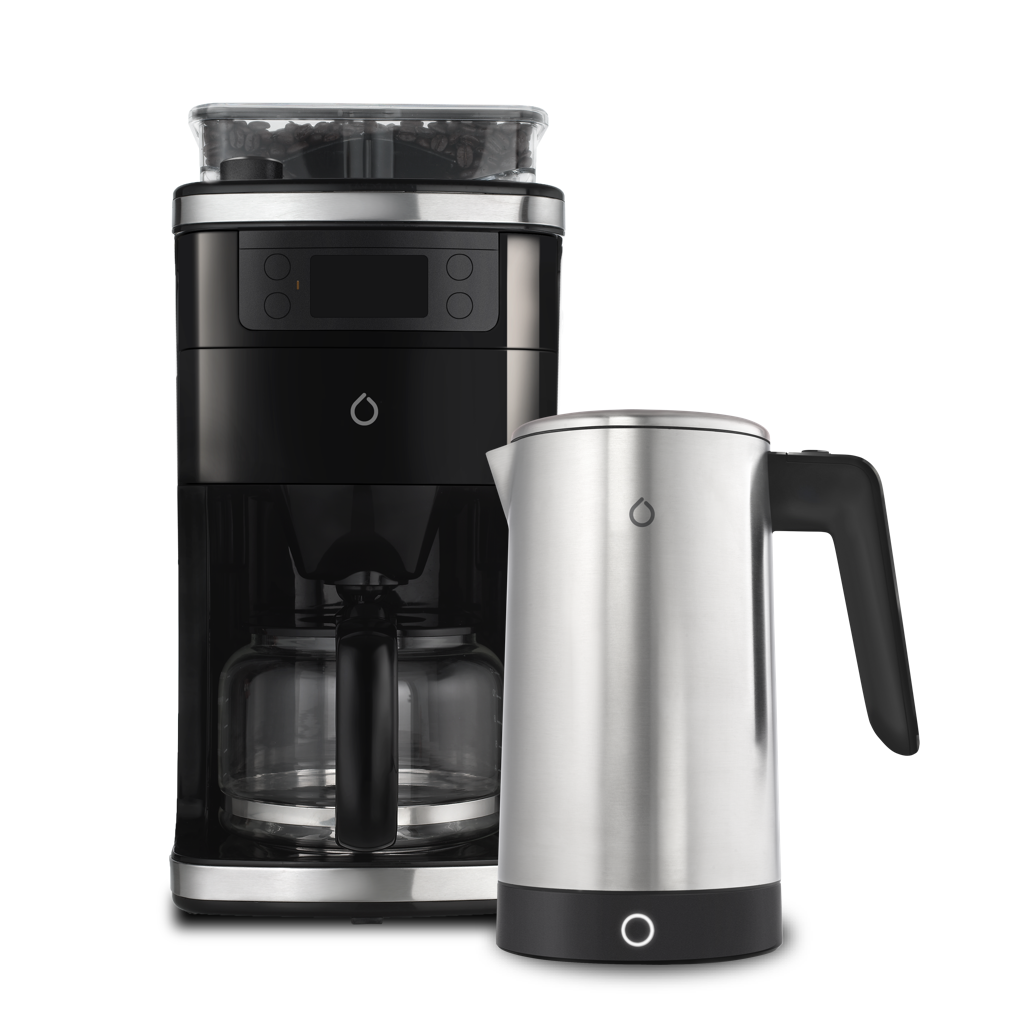 The Perfect Taste Kit with Stainless Steel Kettle