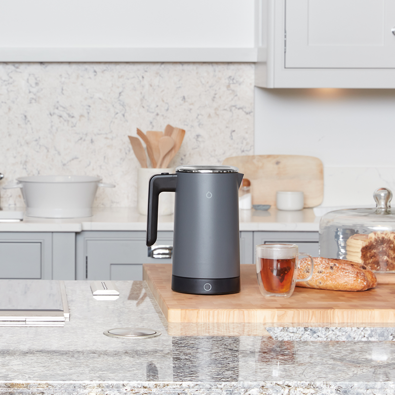 iKettle Monochrome - Smart Kettle with Wi-Fi & Voice Activated