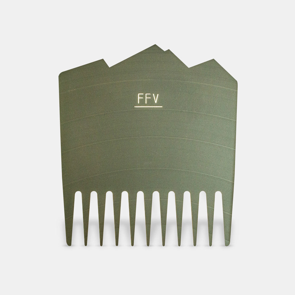 Fit for Vikings Vinyl Beard Comb - Fit for Vikings - 19