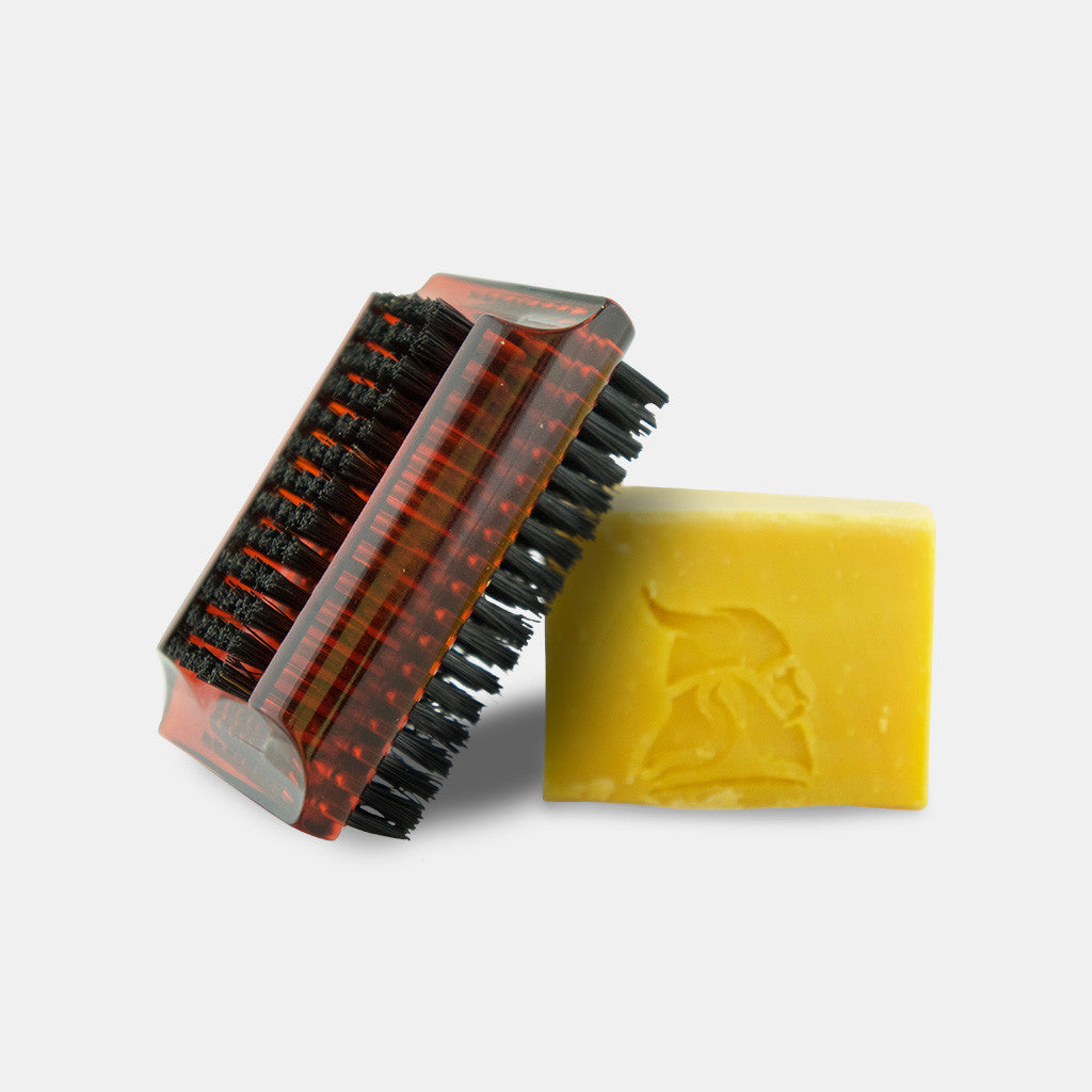 Boar Bristle Nail Brush