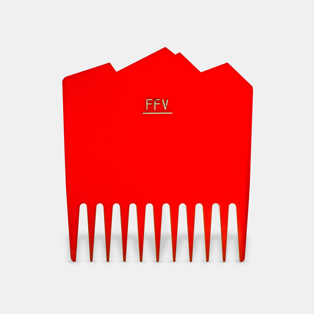 Fit for Vikings Vinyl Beard Comb - Fit for Vikings - 3