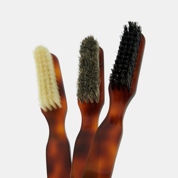 Natural Bristles Toothbrush