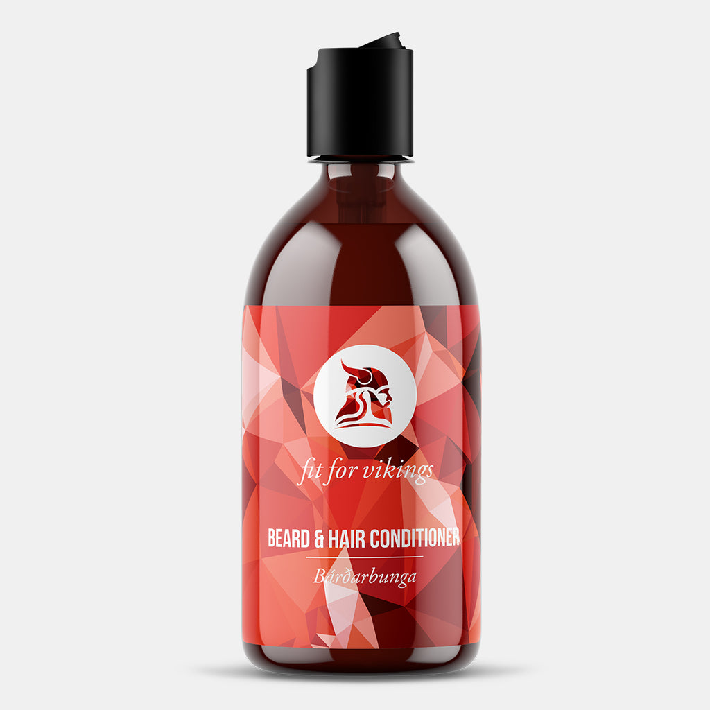 Bárðarbunga - Beard & Hair Conditioner
