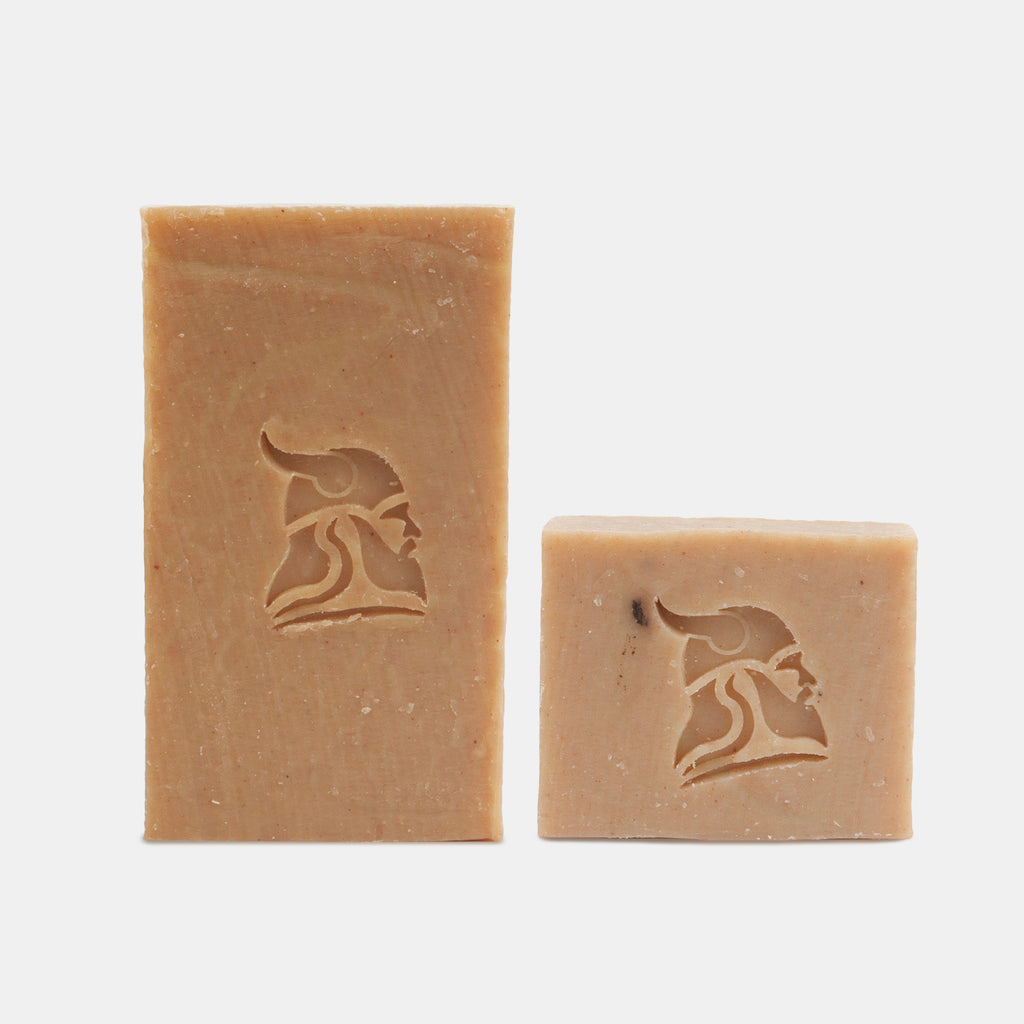 Eyjafjallajökull - Beard and Body Beer Soap - Fit for Vikings - 3