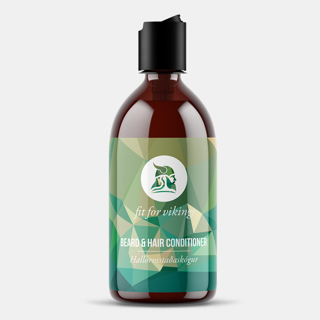 Hallormsstaðaskógur - Beard & Hair Conditioner
