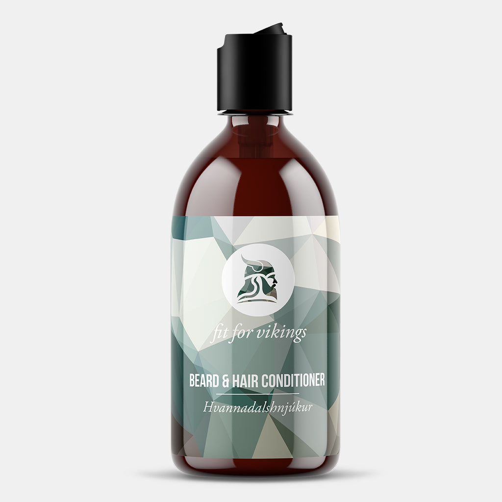Hvannadalshnjúkur - Beard & Hair Conditioner