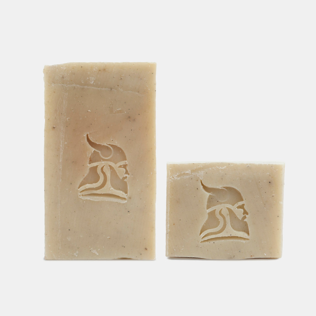 Hvannadalshnjúkur - Beard and Body Beer Soap - Fit for Vikings - 3