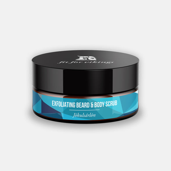 Jökulsárlón - Exfoliating Beard & Body Scrub