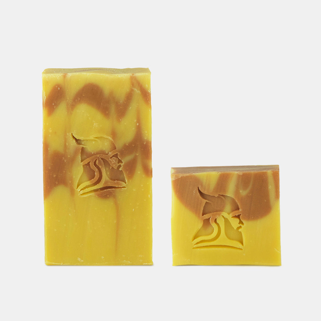 Ljón - Lion - Beard and Body Beer Soap - Fit for Vikings - 3