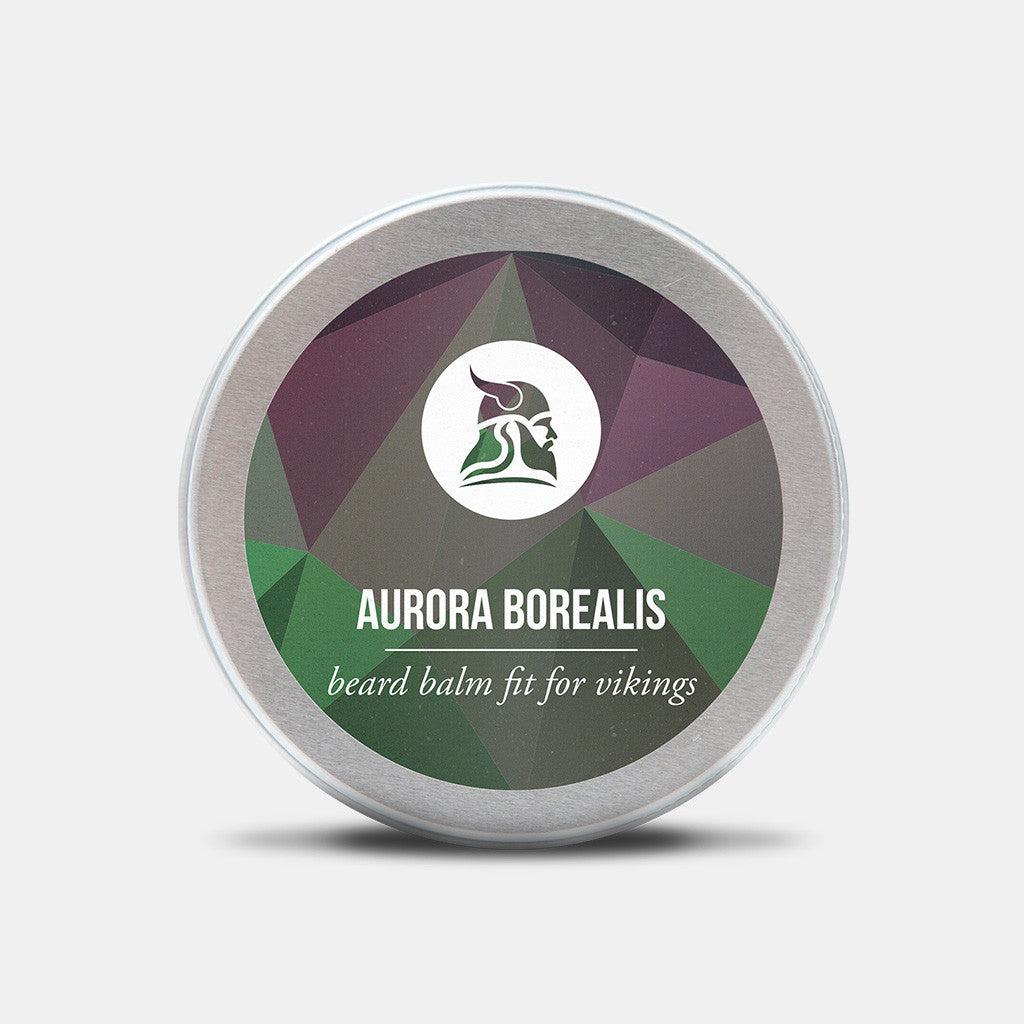 Aurora Borealis - Limited edition - Beard Balm - Fit for Vikings