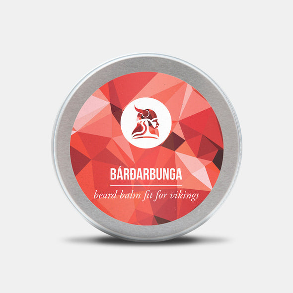 Bárðarbunga - Beard Balm - Fit for Vikings