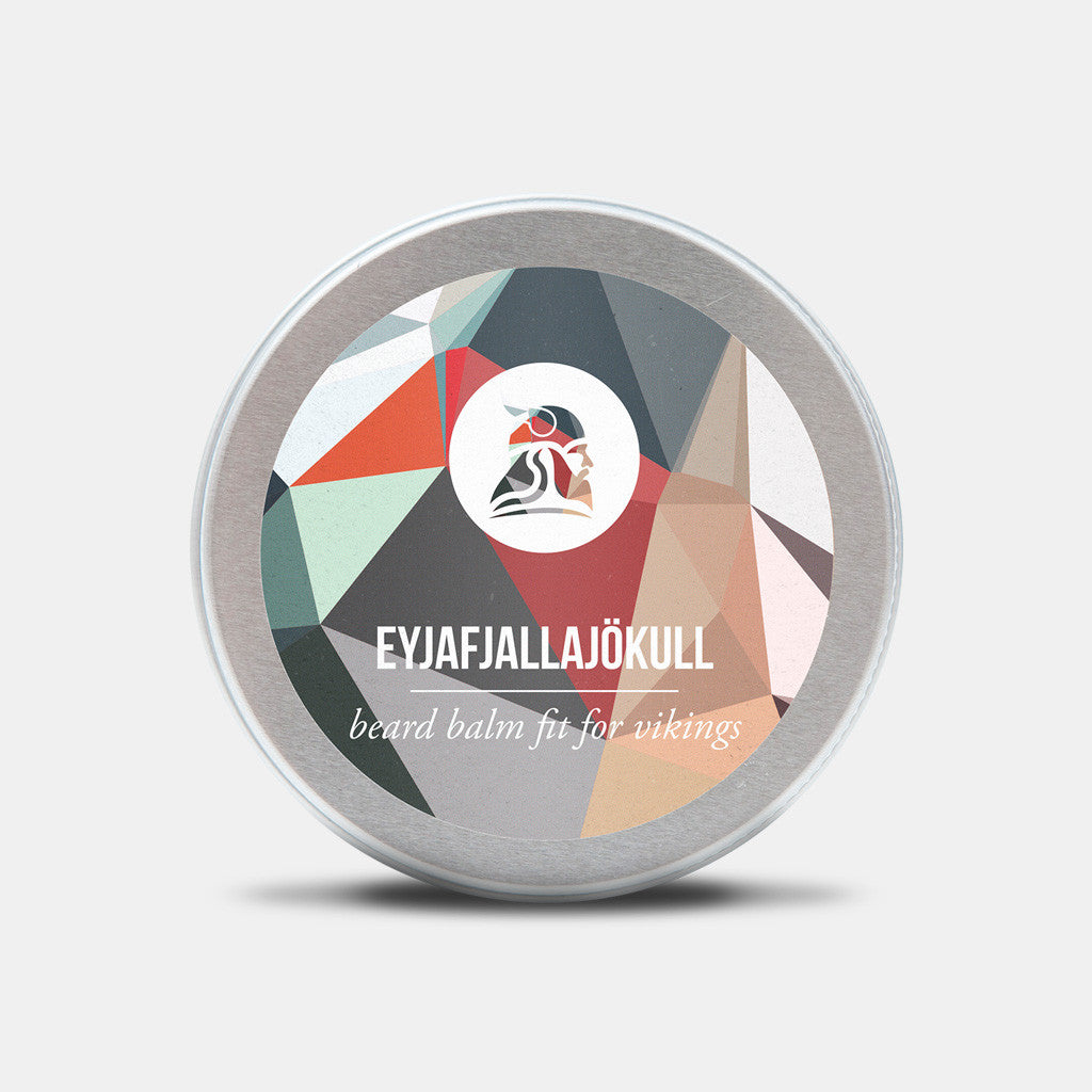Eyjafjallajökull - Beard Balm - Fit for Vikings