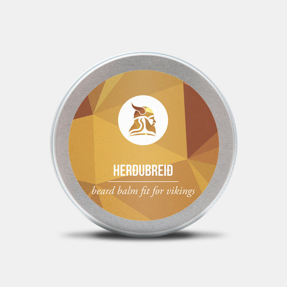 Herðubreið - Beard Balm - Fit for Vikings