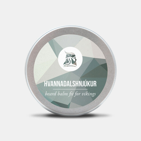 Hvannadalshnjúkur - Beard Balm - Fit for Vikings