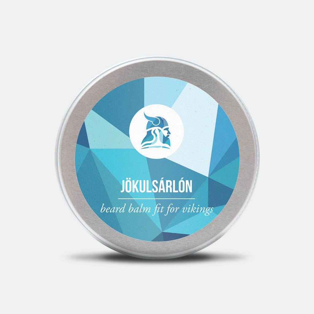 Jökulsárlón - Beard Balm - Fit for Vikings
