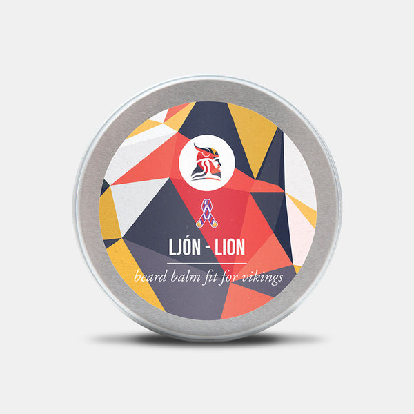 Ljón - Lion - Beard Balm - Fit for Vikings