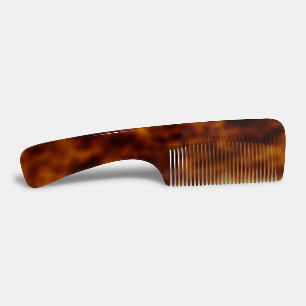 Beard Comb with a Handle