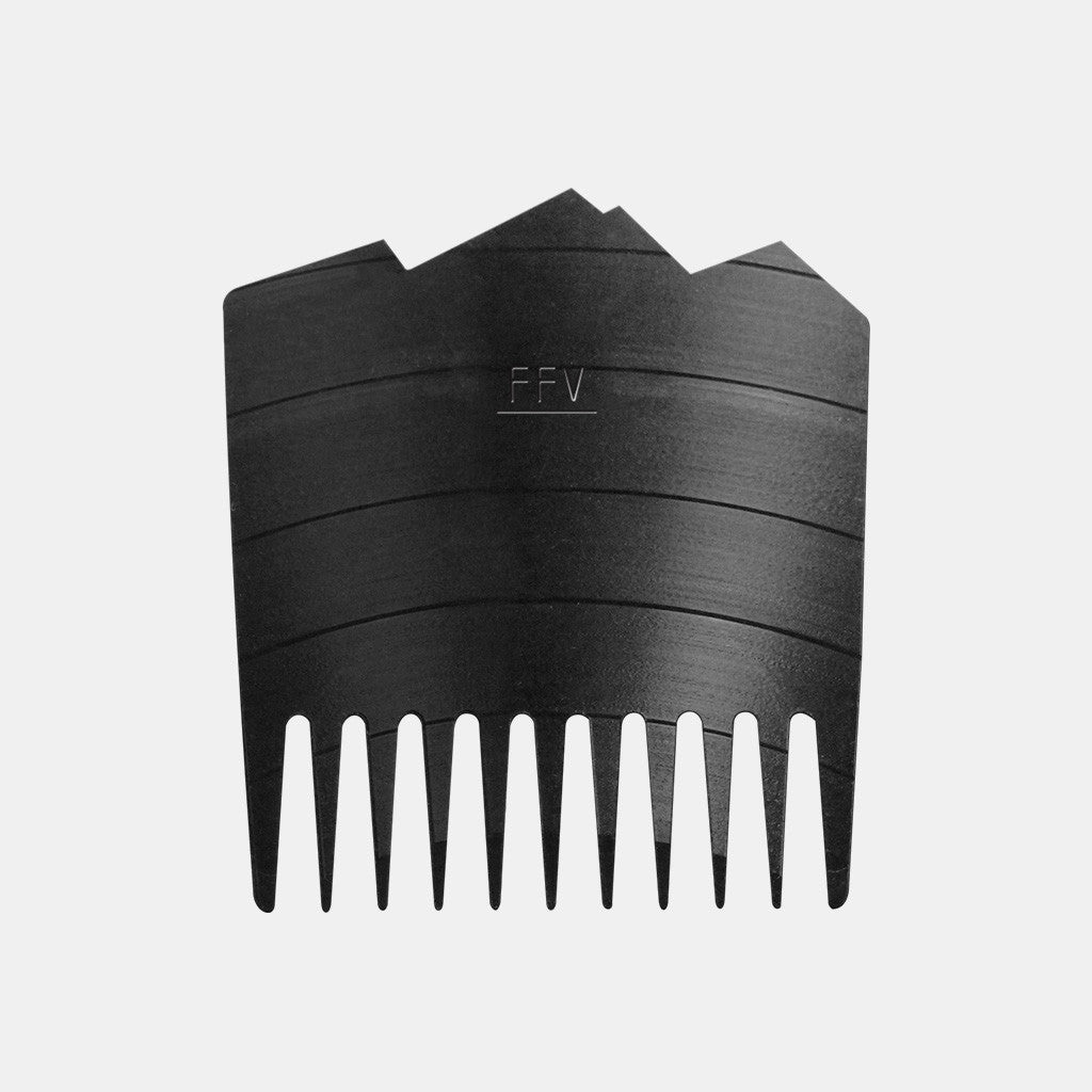 Fit for Vikings Vinyl Beard Comb - OFFER - Fit for Vikings - 1