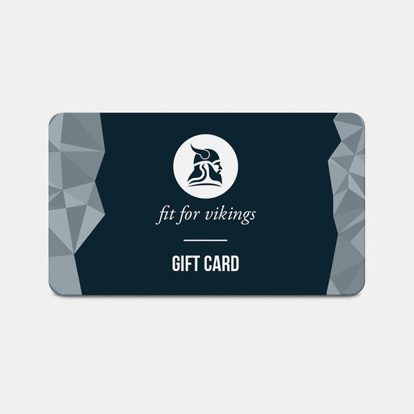 Gift Card - Fit for Vikings
