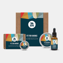 Monthly Beard Care Kit - Fit for Vikings - 1