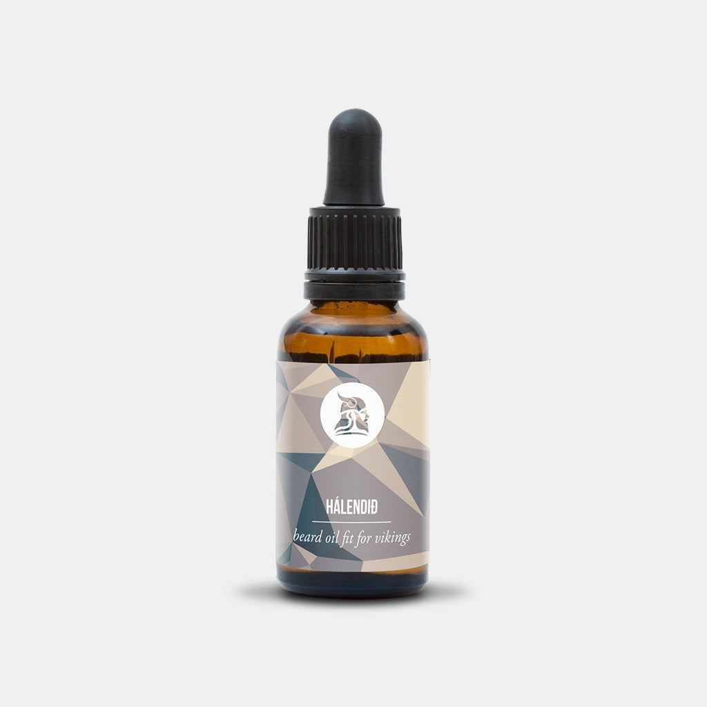 Hálendið - Beard Oil - Fit for Vikings