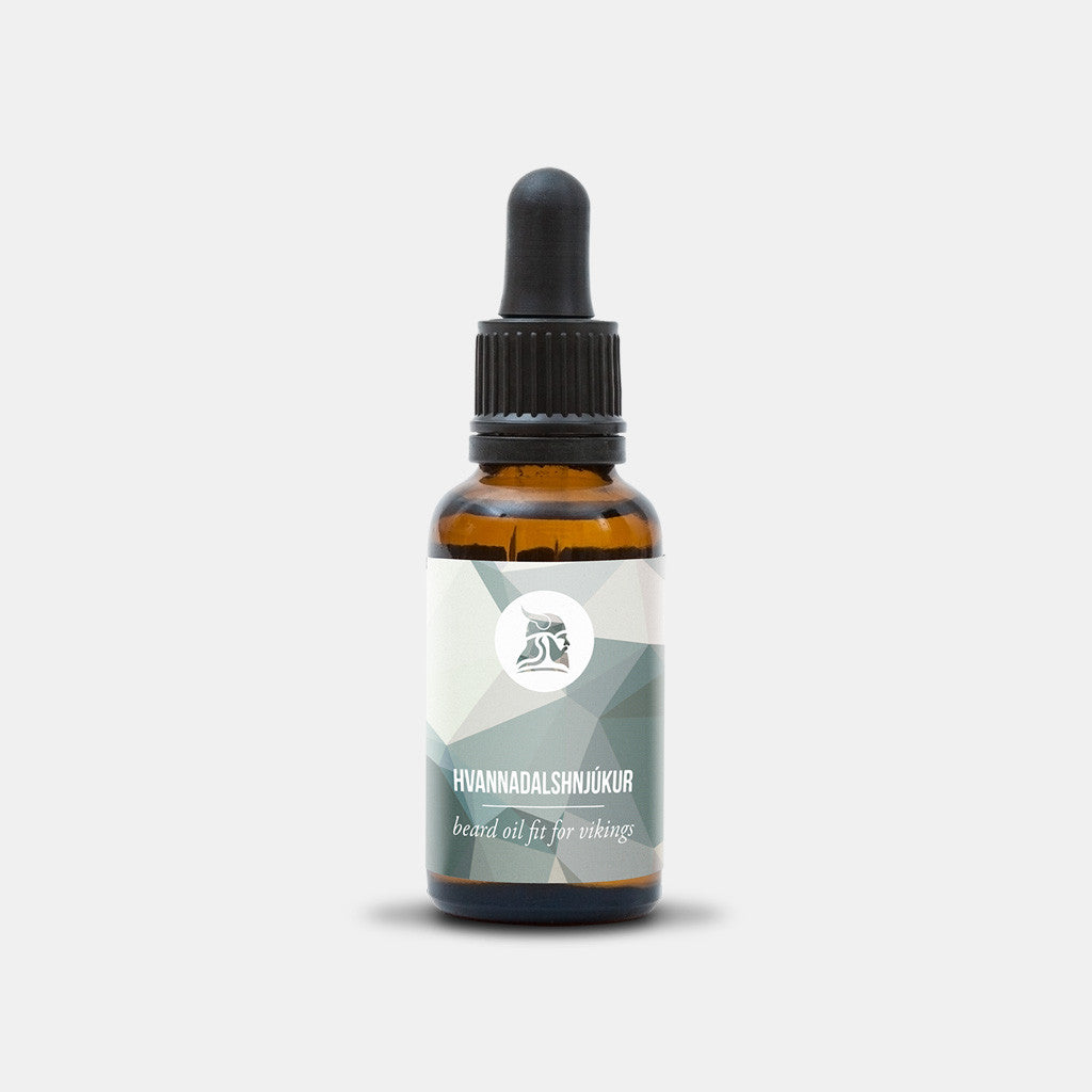 Hvannadalshnjúkur - Beard Oil - Fit for Vikings