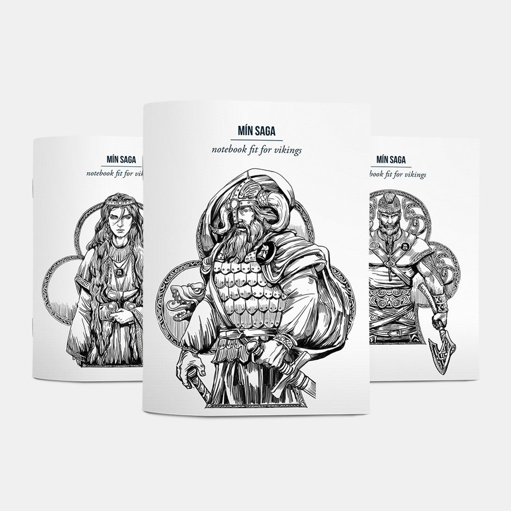 Notebooks fit for vikings - Fit for Vikings - 6