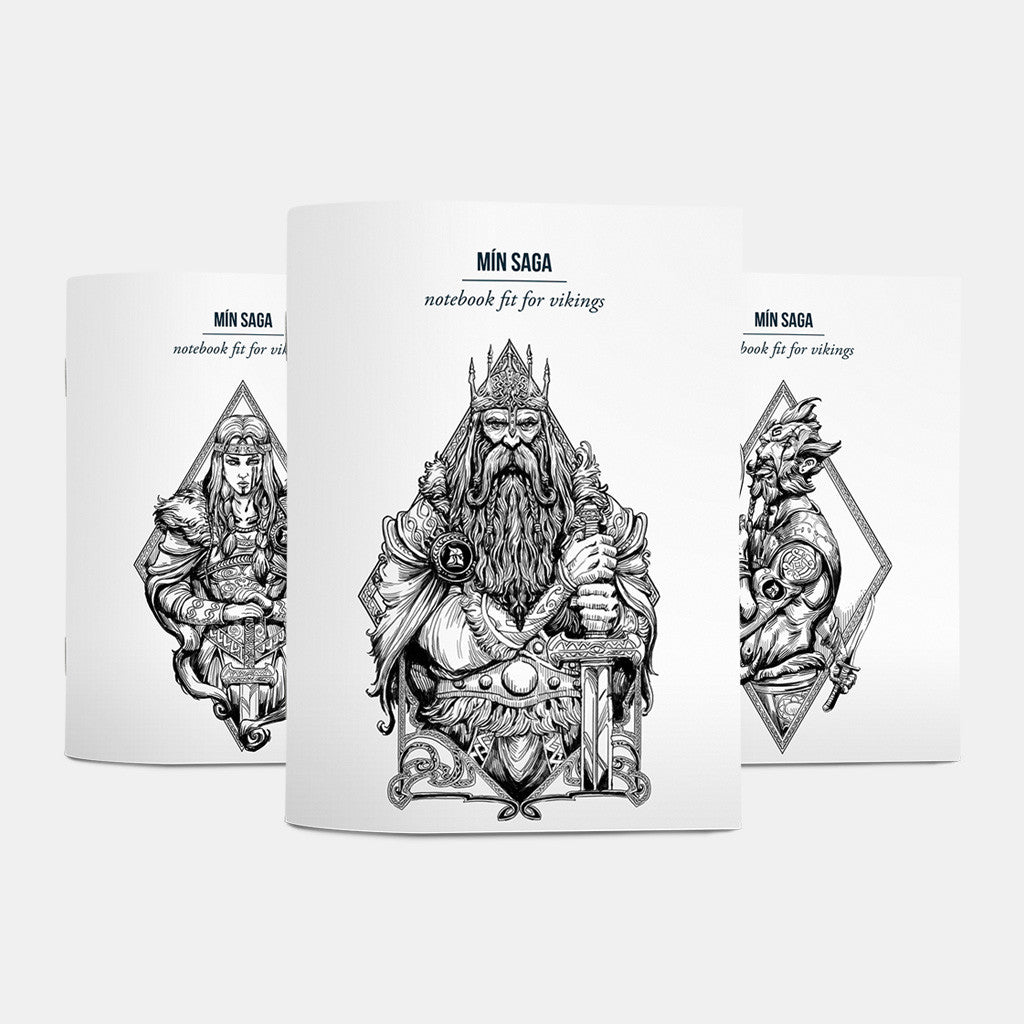 Notebooks fit for vikings - Fit for Vikings - 5