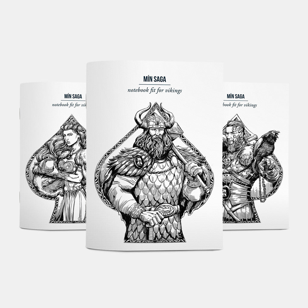 Notebooks fit for vikings - Fit for Vikings - 4
