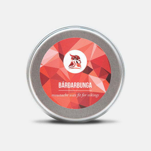 Bárðarbunga - Moustache Wax - Fit for Vikings