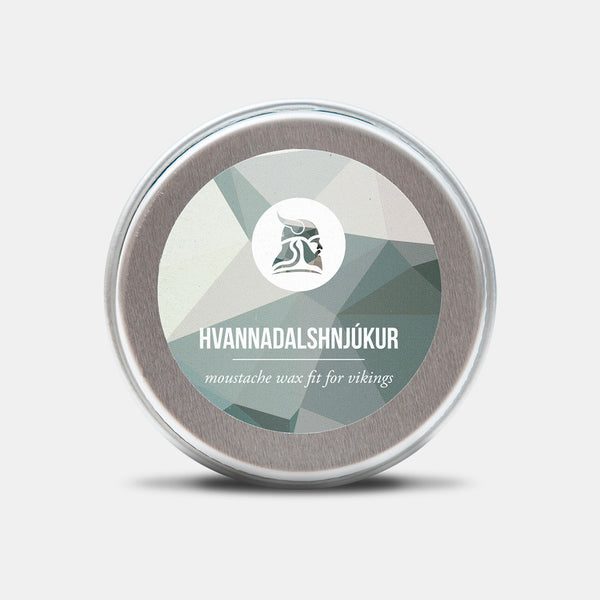 Hvannadalshnjúkur - Moustache Wax - Fit for Vikings