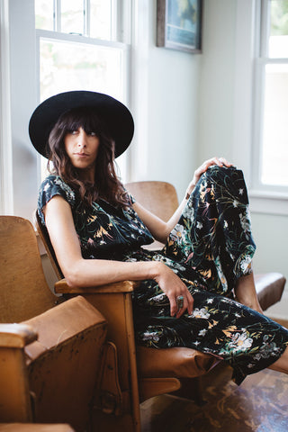 Queen Of The Rodeo: Nicki Bluhm x Gunn & Swain x Knot Sisters Lookbook